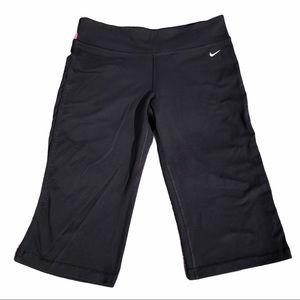 Nike Dri-Fit Athletic Capri Pants Size Large